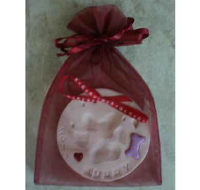 Burgundy Keepsake Bag