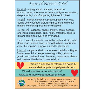 General Grief Educational Enclosure