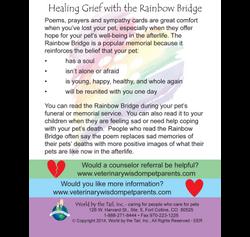 Rainbow Bridge Educational Enclosure