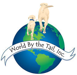 CaringWisdom™ | World by the Tail, Inc. Official Logo