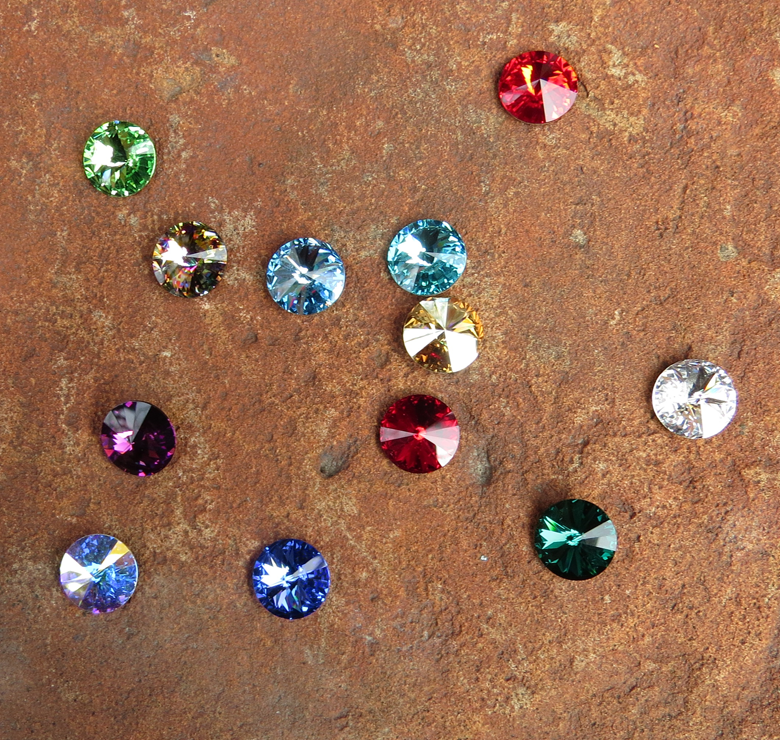 Birthstone Charms Loose