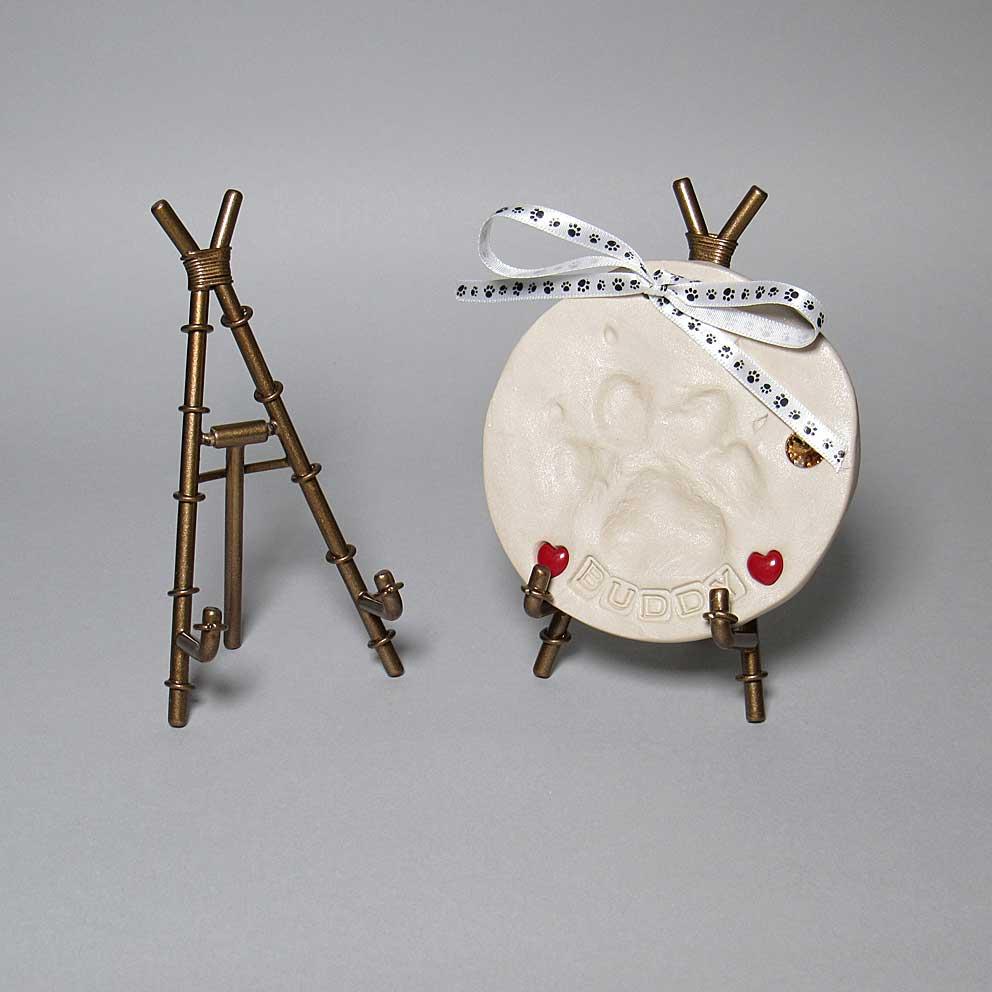 Bronze Bamboo Easel
