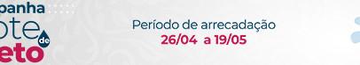 """POTE DE AFETO"" - Cathedral promove campanha para arrecadar potes de vidro."