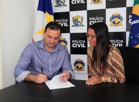 Estudantes de Psicologia farão estágio em unidades da Polícia Civil de Roraima