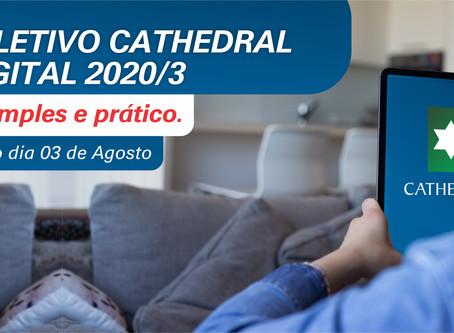 Faculdade Cathedral abre Seletivo Digital