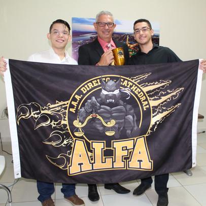 Estudantes criam Associação Atlética Acadêmica de Direito da Faculdade Cathedral