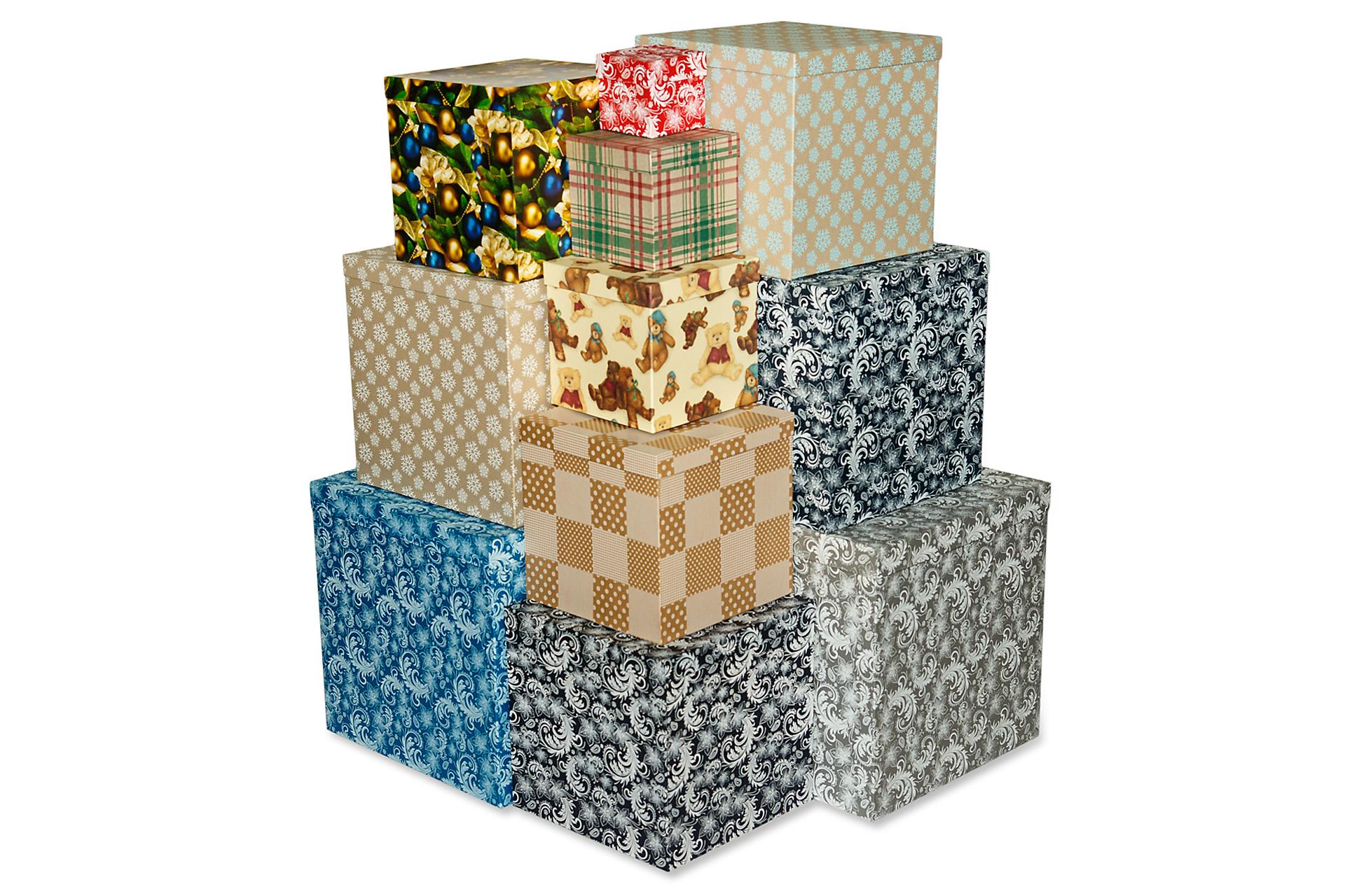 Кубики и вазы
