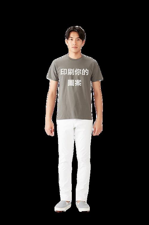 輕質感中性T恤