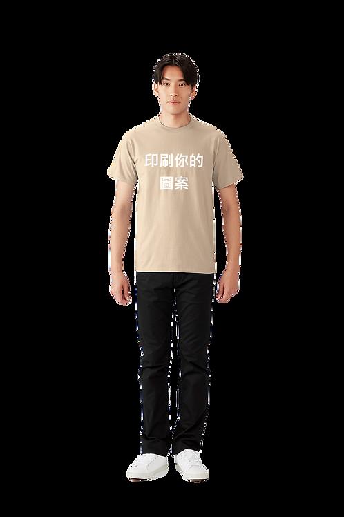 柔棉中性T恤
