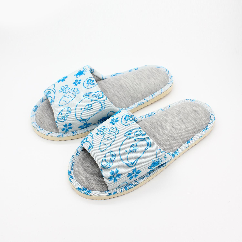 好想兔 棉布室內拖鞋