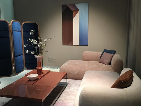 Salone del Mobile - main interior design event of the year.