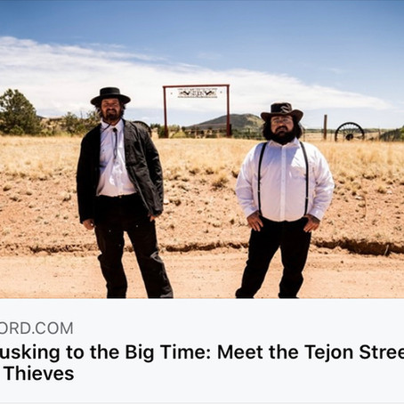 From Busking to the Big Time: Meet the Tejon Street Corner Thieves