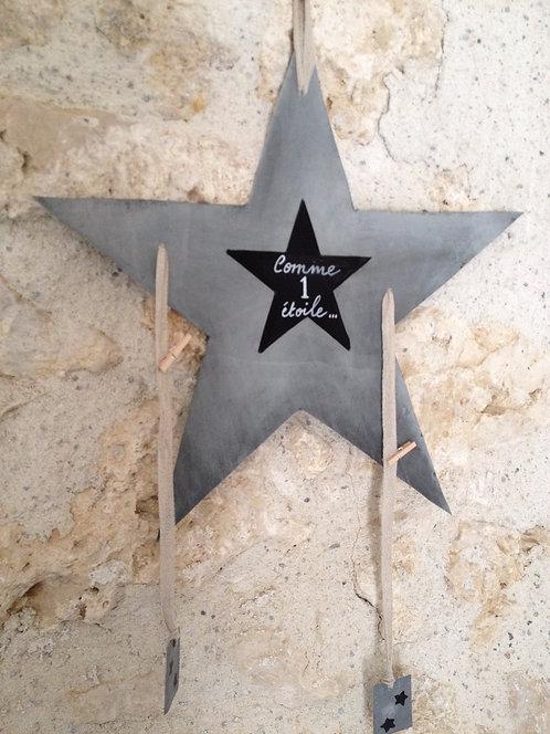 Comme 1 étoile...