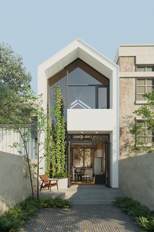 Binh Tan House