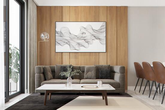 M-One Apartment