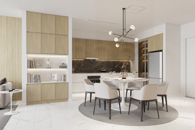 Vinhome Landmark Apartment