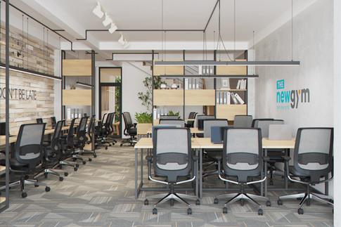 NewGYM Office