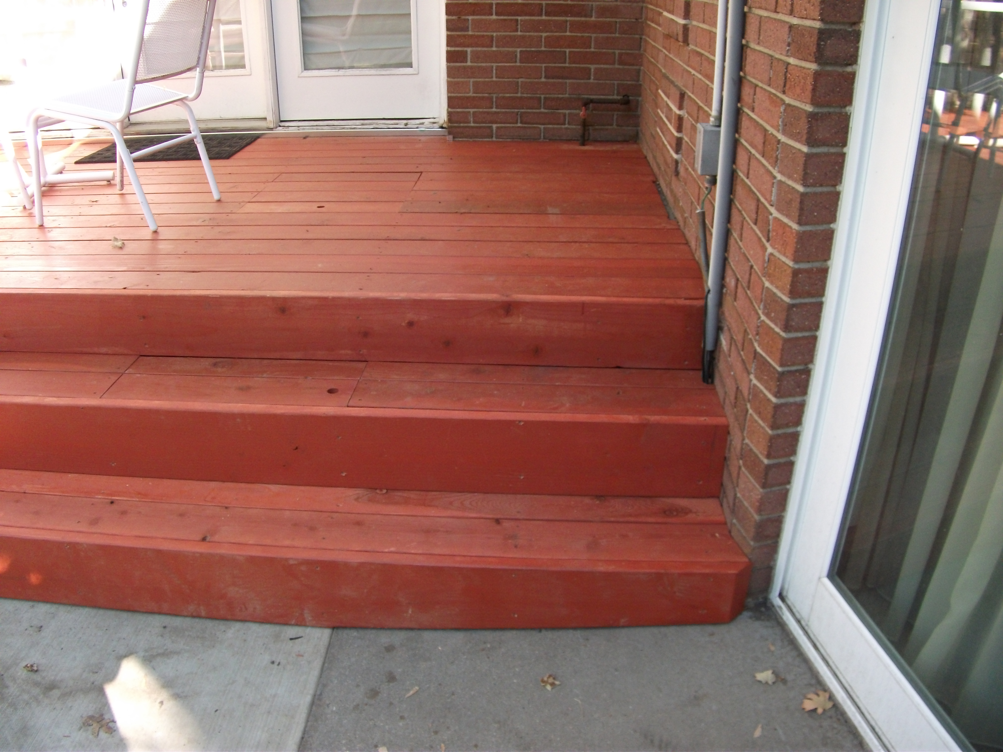 Bountiful Boulevard - After new deck
