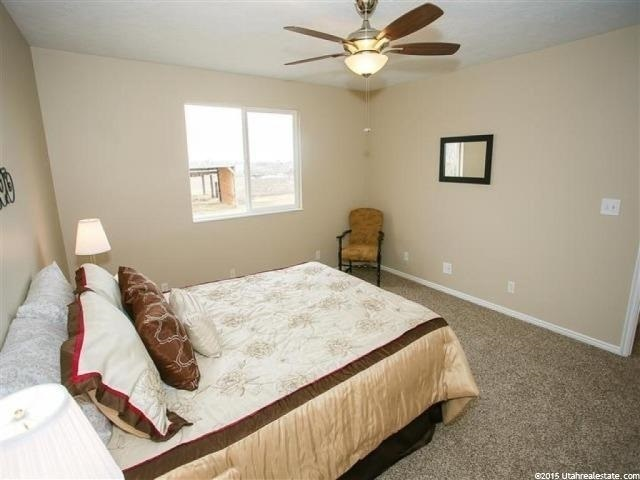Plain City - Master Bedroom After