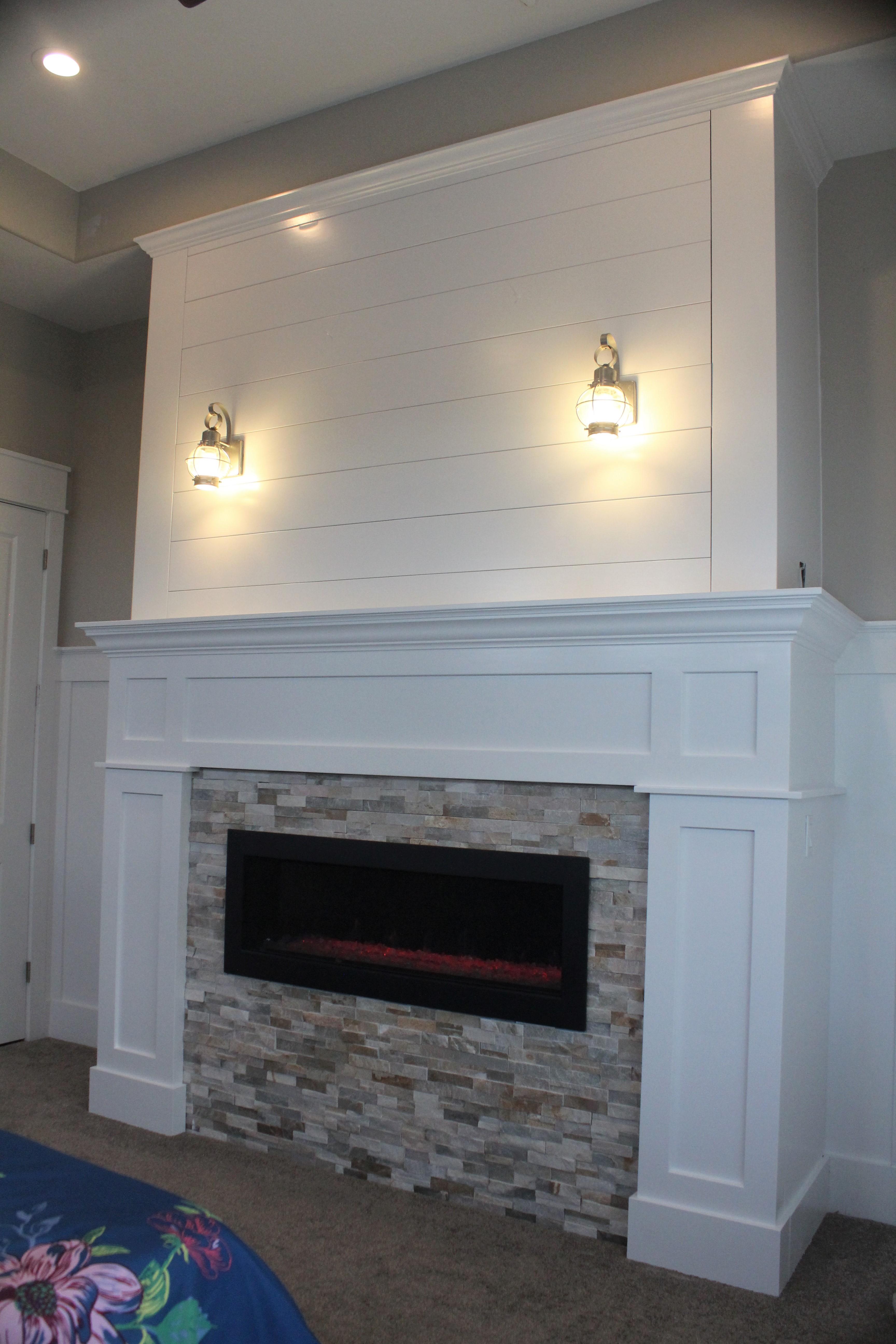 Custom Fireplace