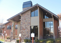Apartment Clubhouse Exterior