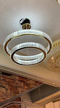 Round LED Chandelier