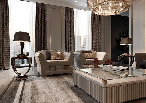The luxury of hospitality