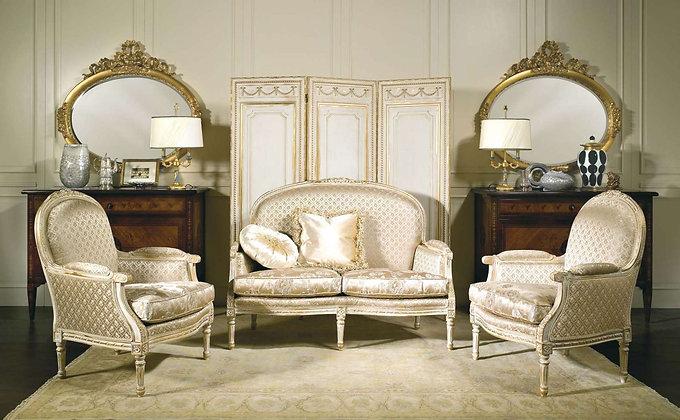 Classic living room Rialto