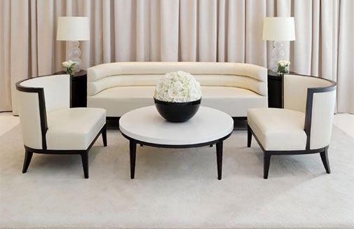 Chair & Sofa