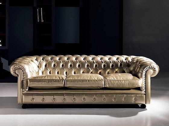 Leathe Sofa