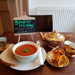 Tomato Soup Lunch Bread