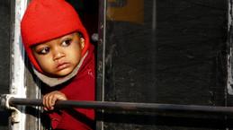 Le petit bonhomme au bonnet rouge