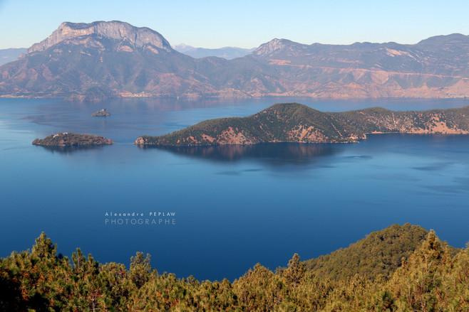 Lac Lugu YUNNAN CHINE