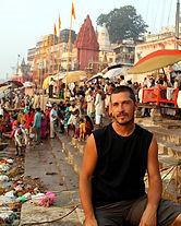 Varanasi INDIA 2016 ❤ _#india #inde #ale