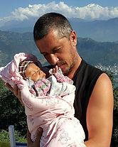 Love ❤_#nepal #alexandrepeplaw #baby #mo