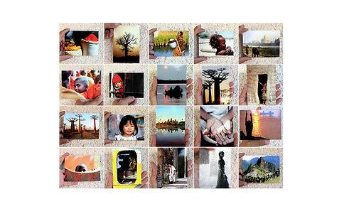 Cartes Postales - Le lot de 20
