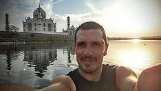 Taj Mahal just for me ❤