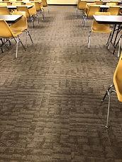 Kewaunee Senior Center carpet floor.JPG