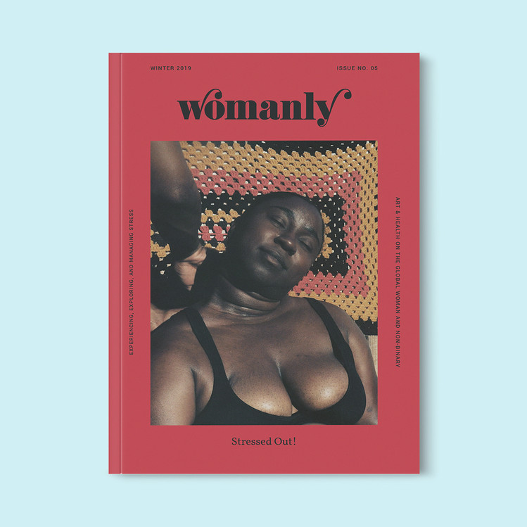 Womanly Magazine cover