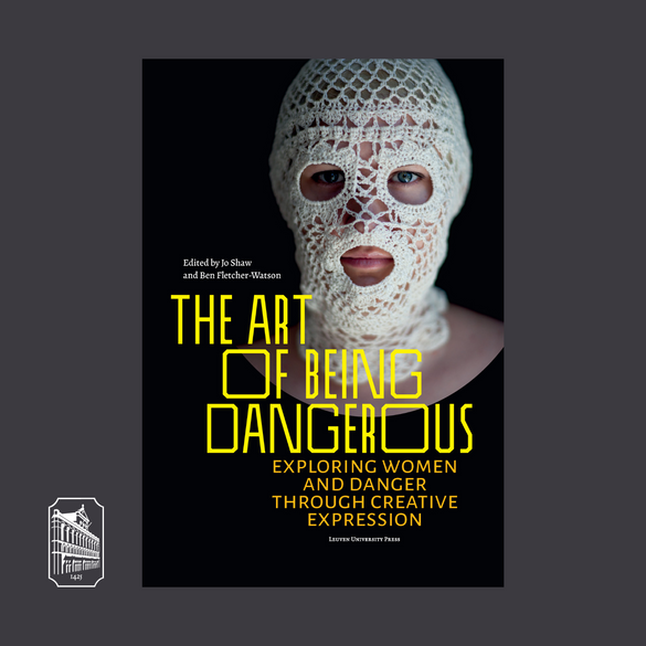 The Art of Being Dangerous cover art