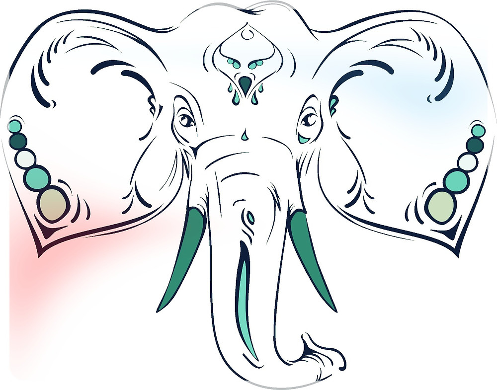 The elephant as the animal for the clothing brand