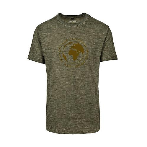 Spray Dye Worldwide T-Shirt