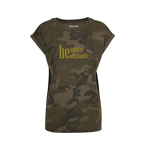Be Unique Ladies T-Shirt