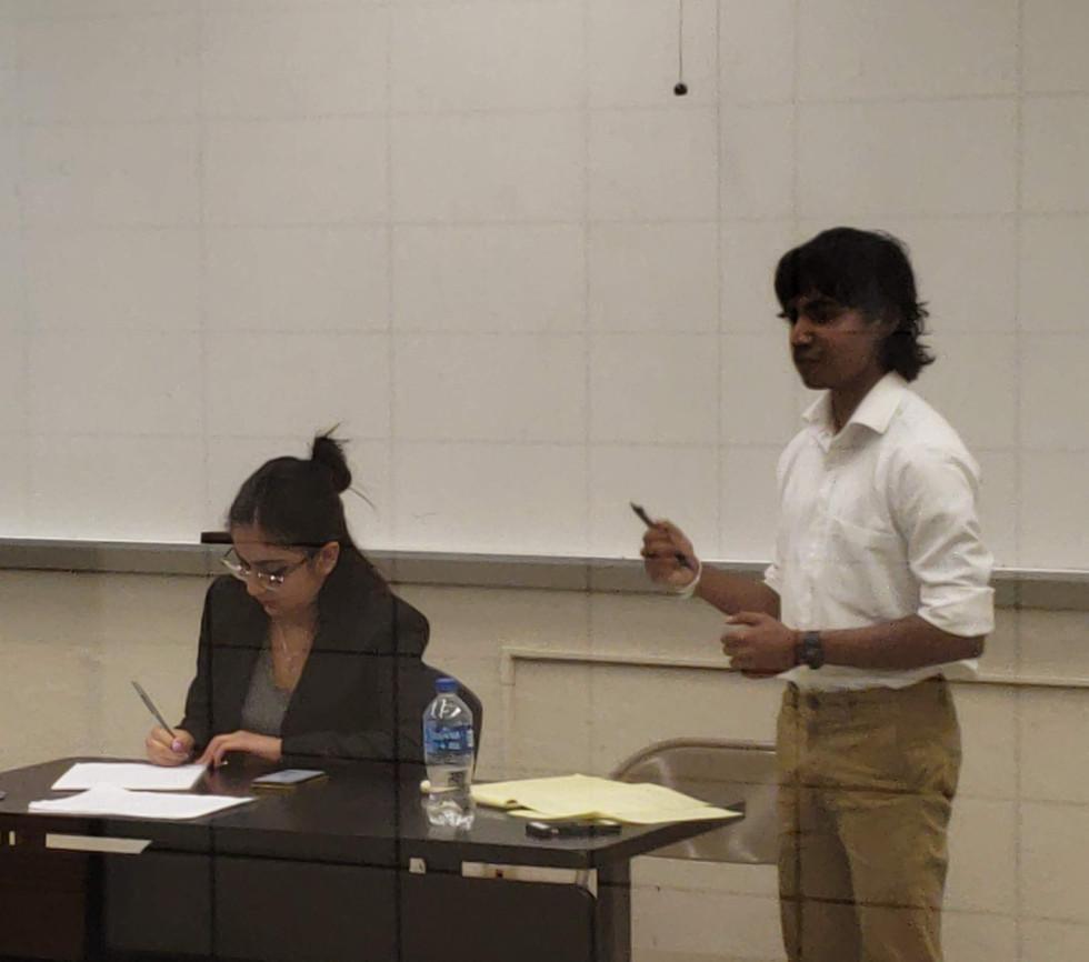 Big Apple IPDA Debate Tournament