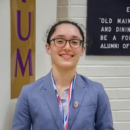 Rebecca - 3rd Place Impromptu