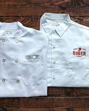 Gibson & Little Goat Chef Coats