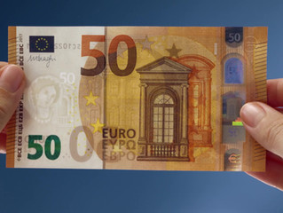 I lost €50!