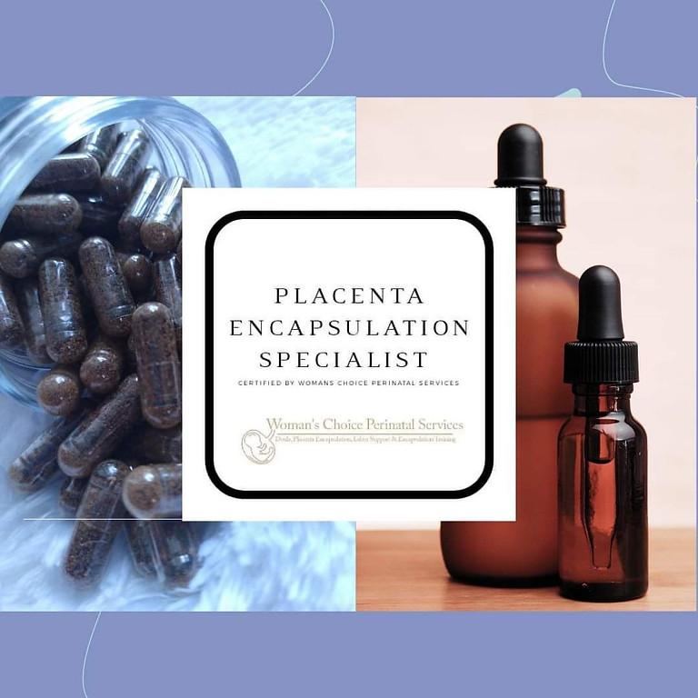 Placenta Encapsulation Training w/ Britnei (2)