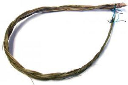"24"" sweetgrass braid"