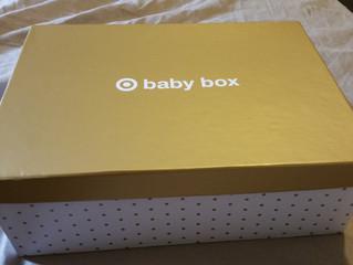 Target Baby Box: July edition